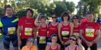 Le Bol d'Air Gignacois en force au marathon de Marrakech